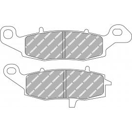 Front brake pads Suzuki DL 650 2004-2011 (V-Strom) FDB2048 Platinum