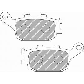 Rear brake pads Suzuki DL 650 2004-2011 (V-Strom) FDB754 Platinum