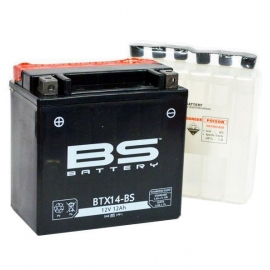 BS-Battery BTX14-BS MF