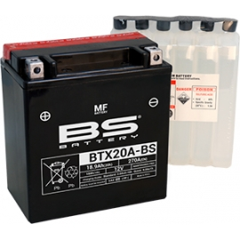 BS-Battery BTX20A-BS MF