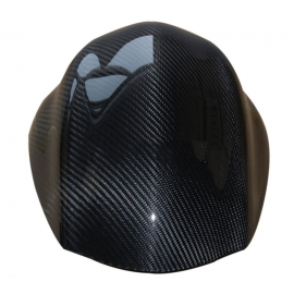 """Drag Light"" Carbon fiber seat cowl Hayabusa Gen 2"