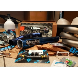 Brock's 4-2-1 Blue Tiwinder 18'' ZX10