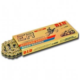 "520 - ""ERV3"" GOLD Series XRING x 110 Links"
