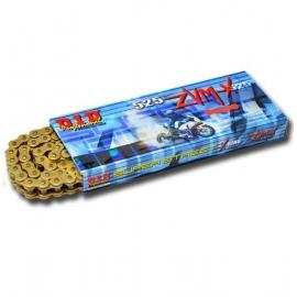 "525 - ""ZVMX"" GOLD Series XRING x 106 Links"