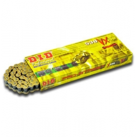 "530 - ""VX"" GOLD Series XRING x 108 Links"