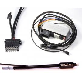 QS 2.2 kit - ecu, sensor, rods, cables