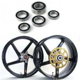 Wheels & Bearings