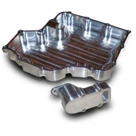 Low profile pans